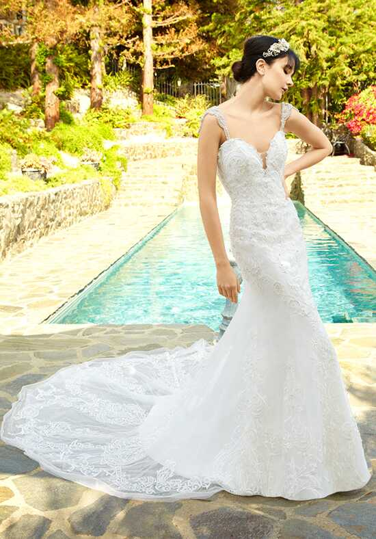 Val Stefani Camelia Mermaid Wedding Dress