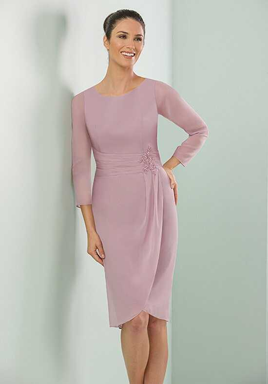 Jasmine Black Label M180007 Pink Mother Of The Bride Dress