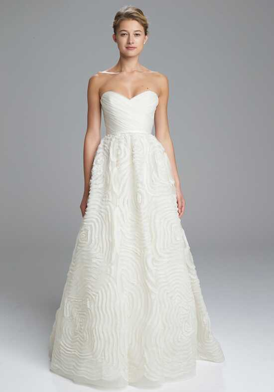 Amsale Charleston Ball Gown Wedding Dress