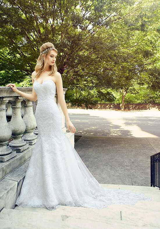 Val Stefani VIOLET | D8127 Mermaid Wedding Dress