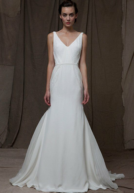 Lela Rose The Castle Mermaid Wedding Dress