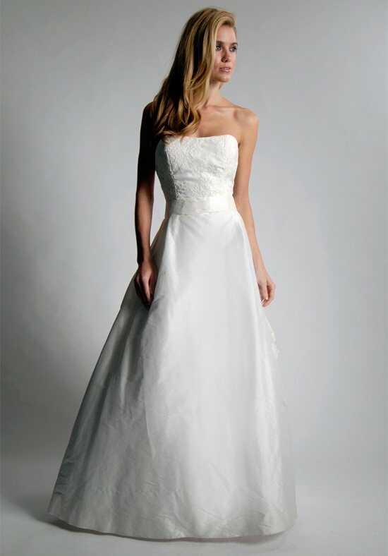 Elizabeth St. John Alden Wedding Dress photo