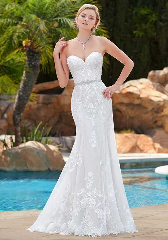 KITTYCHEN LEAH, H1770 Sheath Wedding Dress