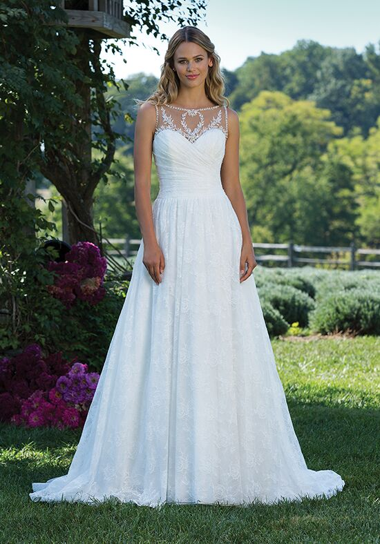 Sincerity Bridal 3990 Ball Gown Wedding Dress