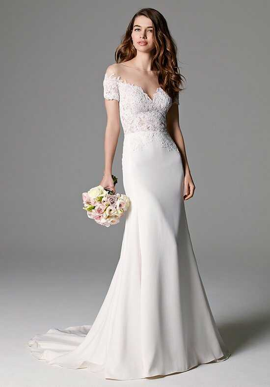 Watters Brides Seaton 8028B Mermaid Wedding Dress