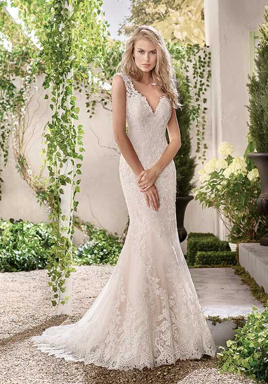 Jasmine Collection F191011 Mermaid Wedding Dress