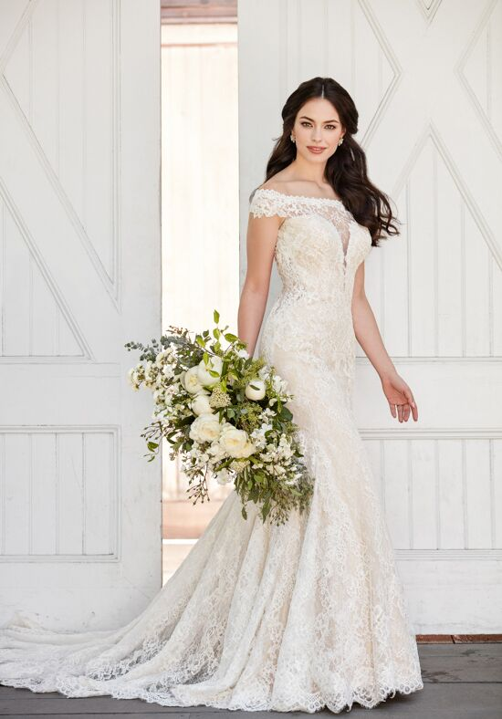 Martina Liana 958 A-Line Wedding Dress