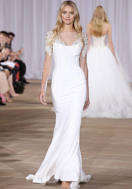 Ines di santo twilight wedding dress the knot ines di santo twilight sheath wedding dress junglespirit Images