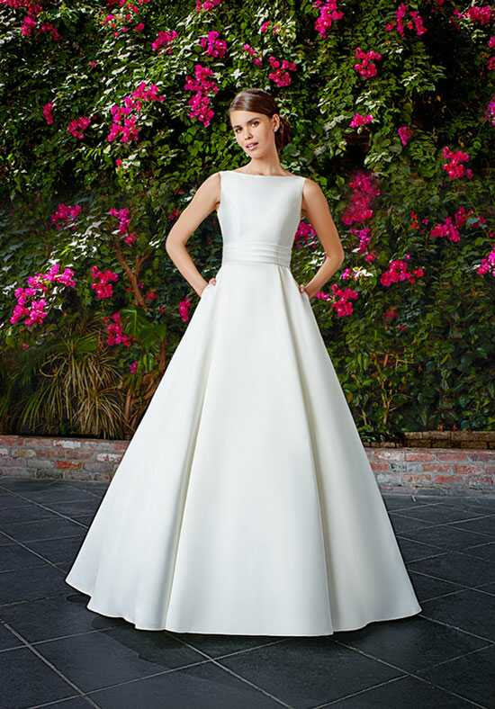 Moonlight Tango T763 Ball Gown Wedding Dress