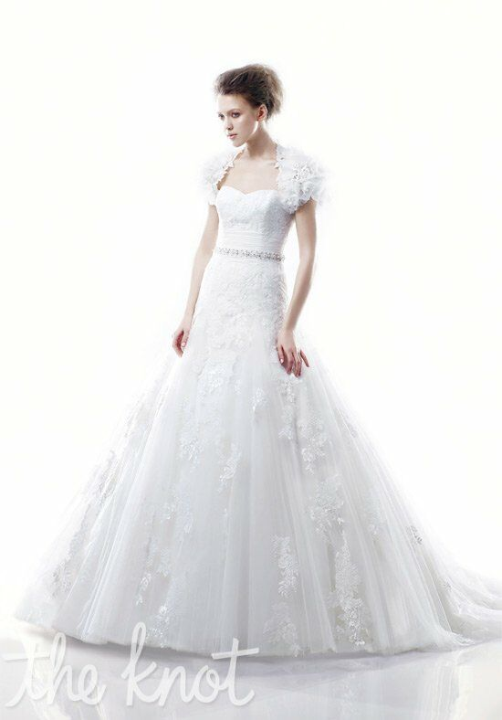 Blue by Enzoani Dabra A-Line Wedding Dress