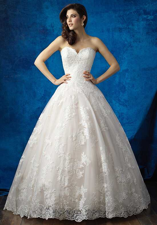 Allure Bridals 9353 Ball Gown Wedding Dress