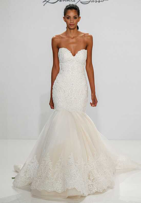Dennis Basso for Kleinfeld 14116N Mermaid Wedding Dress