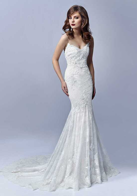 Blue by Enzoani January Mermaid Wedding Dress