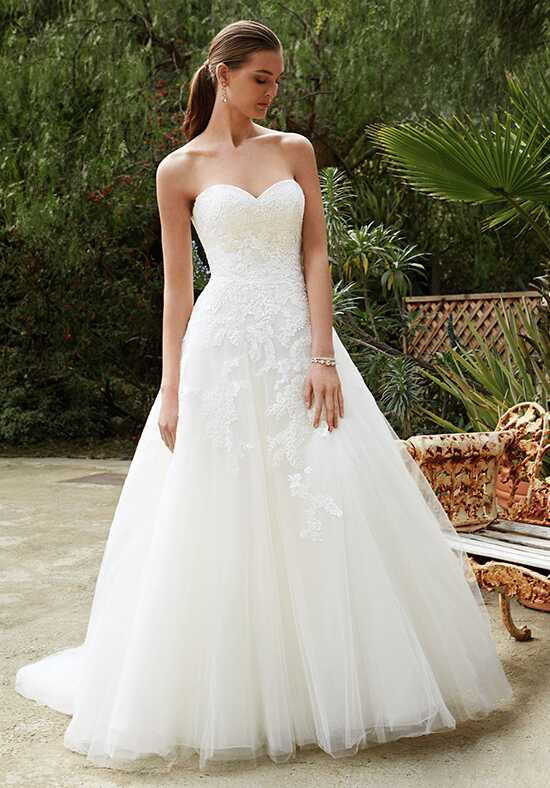 Beautiful BT16-24 A-Line Wedding Dress