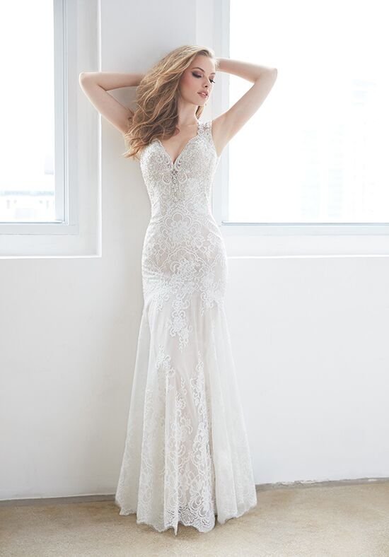 Madison James MJ356 Sheath Wedding Dress