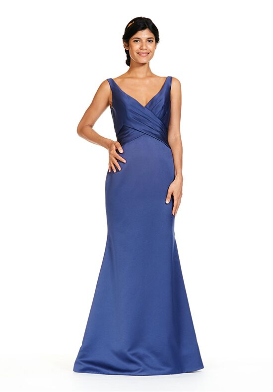 Bari Jay Bridesmaids 1832 V-Neck Bridesmaid Dress