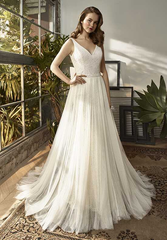 Beautiful BT18-22 A-Line Wedding Dress