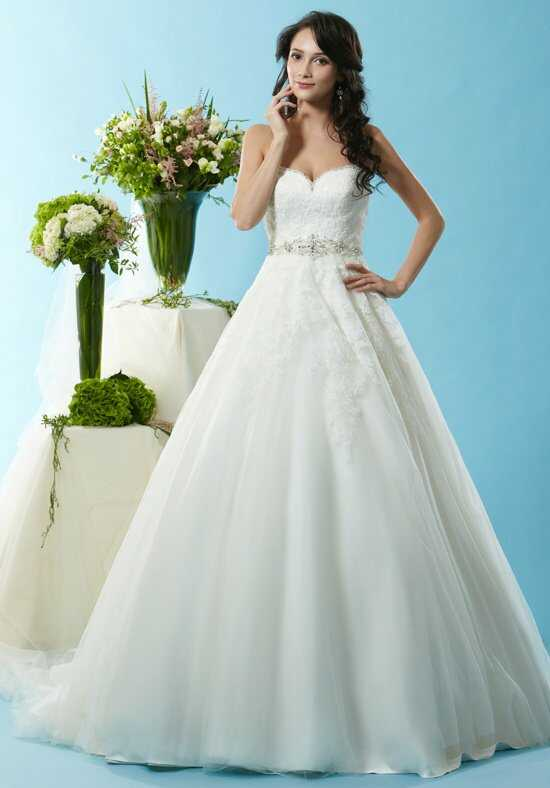 Eden Bridals BL125 Ball Gown Wedding Dress