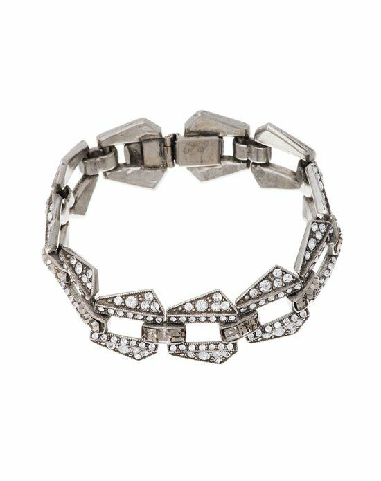 Thomas Laine Ben-Amun Mono Deco Bracelet Wedding Bracelet photo