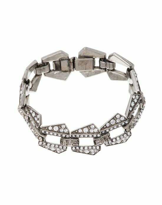 Thomas Laine Ben-Amun Mono Deco Bracelet Wedding Bracelets photo