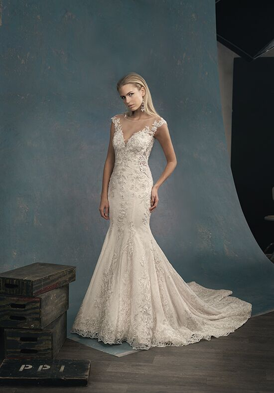 Jasmine Couture T192057 Mermaid Wedding Dress