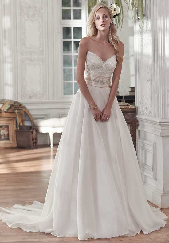 Maggie Sottero Poppy A-Line Wedding Dress