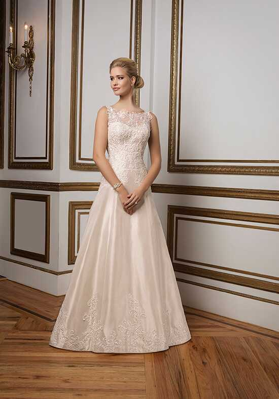 Justin Alexander 8831 A-Line Wedding Dress