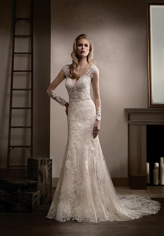 Jasmine Couture T192002 Mermaid Wedding Dress