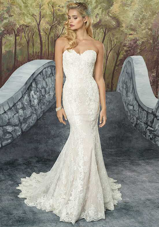 Justin Alexander 8920 Mermaid Wedding Dress