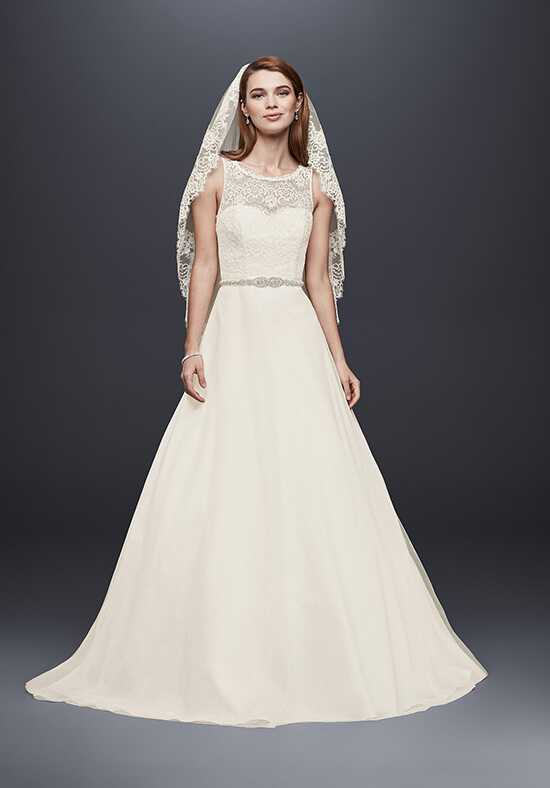 David's Bridal David's Bridal Collection Style WG3711 A-Line Wedding Dress