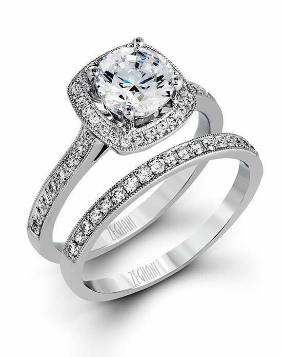 zeghani - Round Wedding Rings