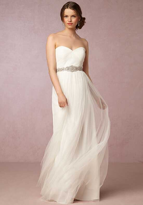 BHLDN Annabelle A-Line Wedding Dress