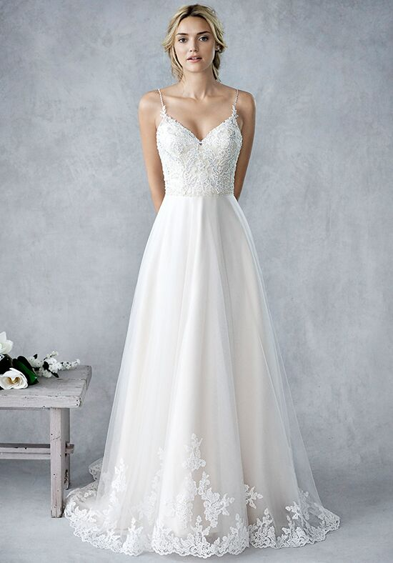 565eb4233c61 Kenneth Winston: Ella Rosa Collection BE426 Wedding Dress | The Knot