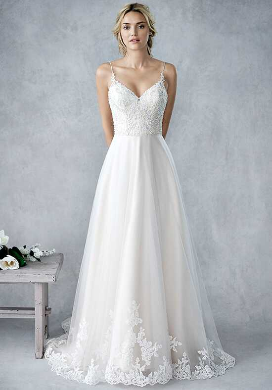 Kenneth Winston: Ella Rosa Collection BE426 A-Line Wedding Dress