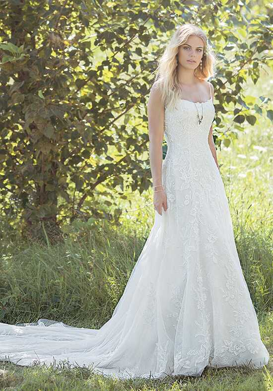 Lillian West 6496 Ball Gown Wedding Dress