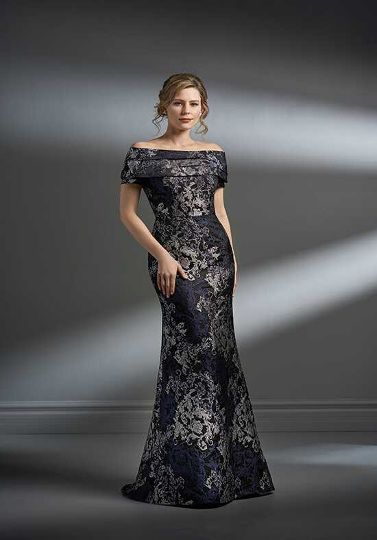 Jade Couture K198066 Blue Mother Of The Bride Dress