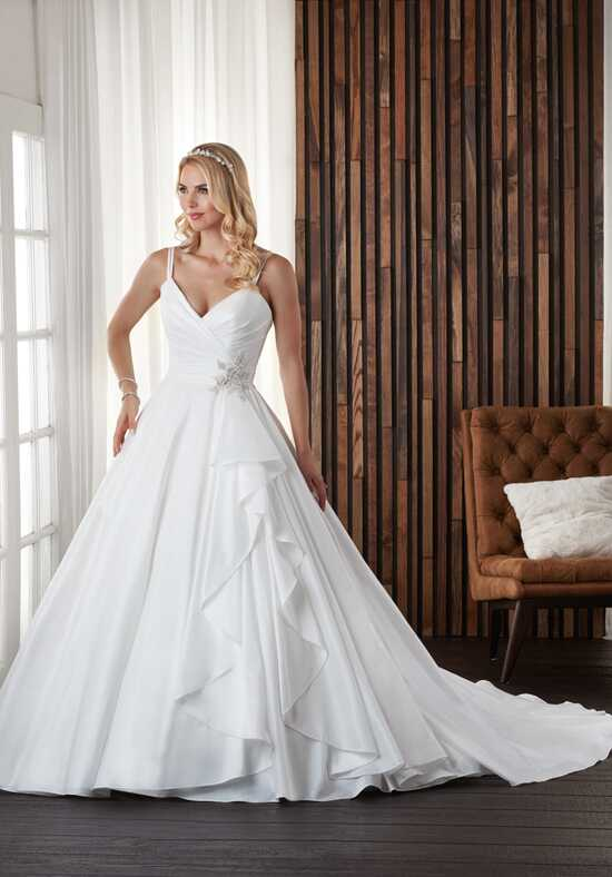 Bonny Bridal 703 Ball Gown Wedding Dress