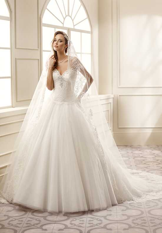 Eddy K EK1066 Ball Gown Wedding Dress