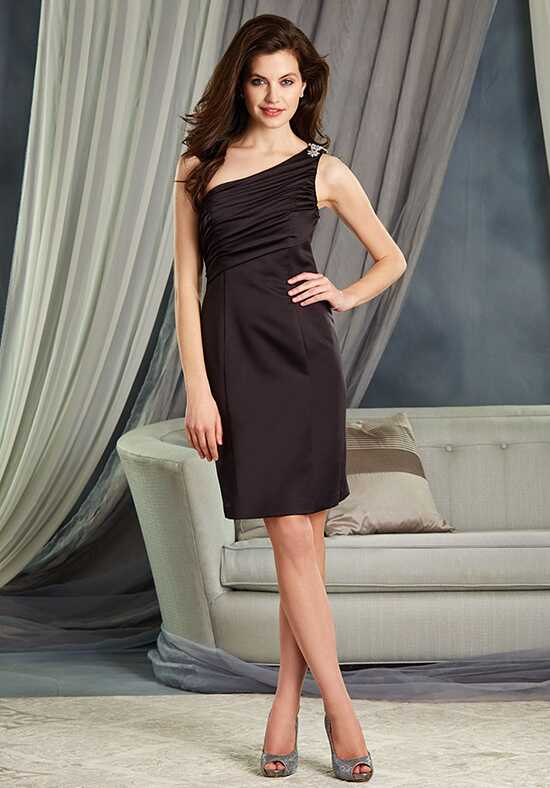Alfred Angelo Signature Bridesmaids Collection 7379S One Shoulder Bridesmaid Dress