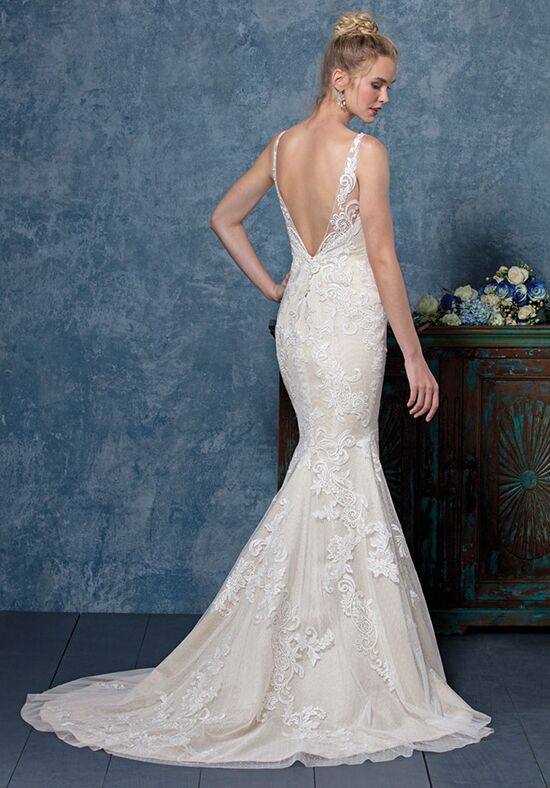 Beloved by Casablanca Bridal BL245 Midnight Wedding Dress - The Knot