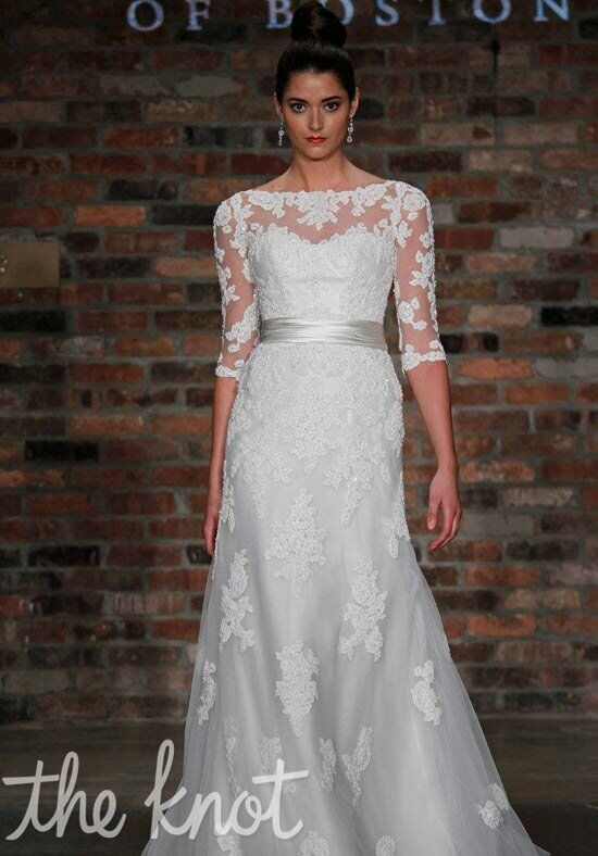 Priscilla of Boston (Gowns) 4615 Wedding Dress - The Knot