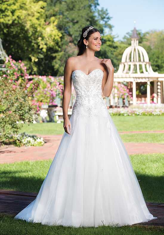 Sincerity Bridal 3917 A-Line Wedding Dress