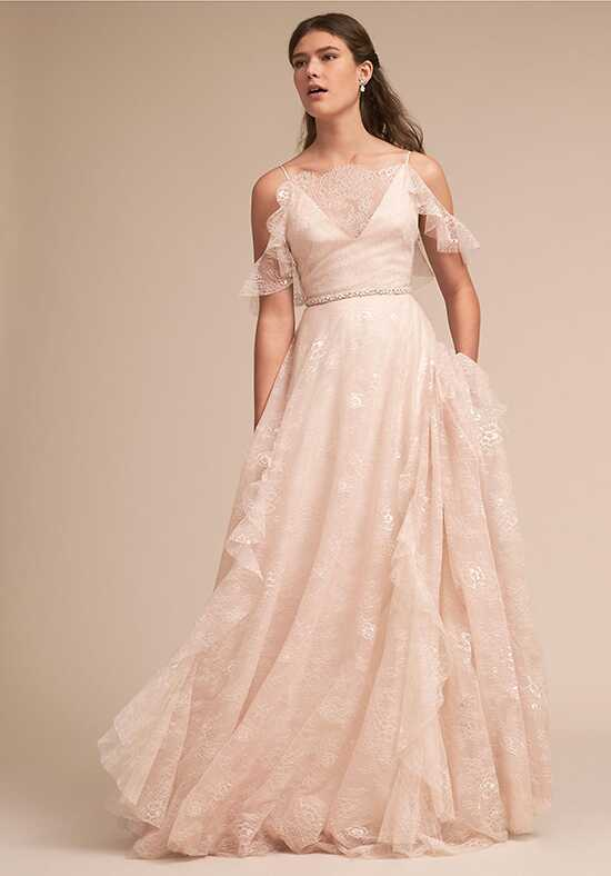 BHLDN Ava Gown A-Line Wedding Dress