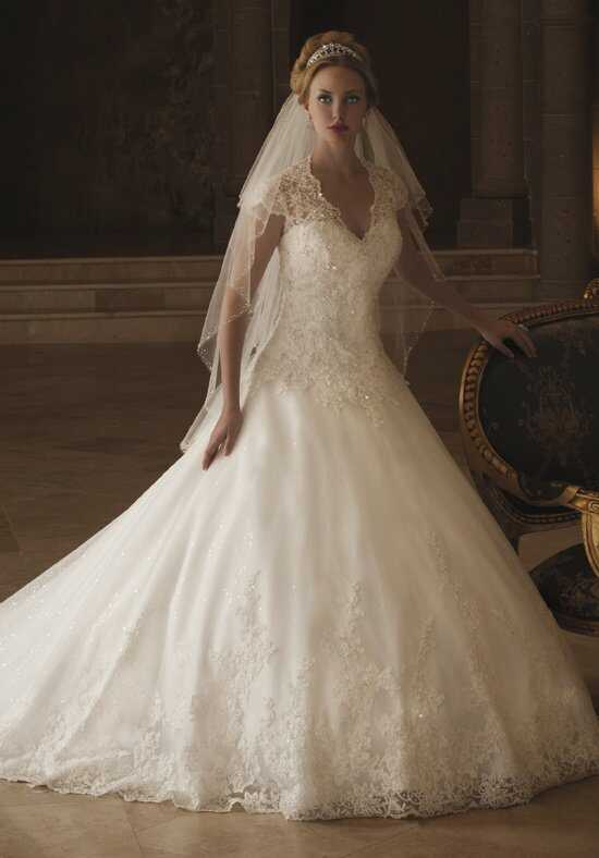1 Wedding by Mary's Bridal 6130 Wedding Dress photo