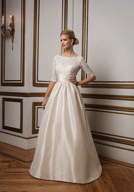 Justin Alexander 8816 Ball Gown Wedding Dress