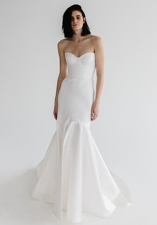 KAREN WILLIS HOLMES Blake & Mimi Mermaid Wedding Dress