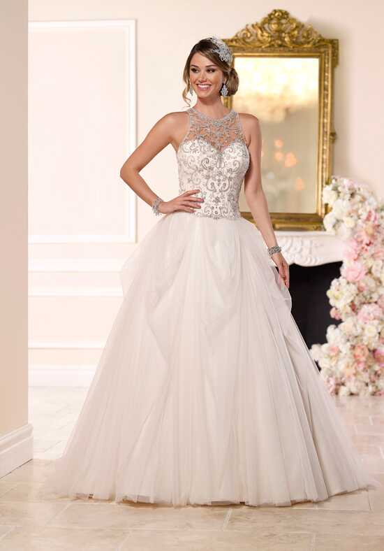 Stella York 6232 Ball Gown Wedding Dress
