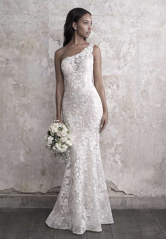 Madison James MJ457 Sheath Wedding Dress