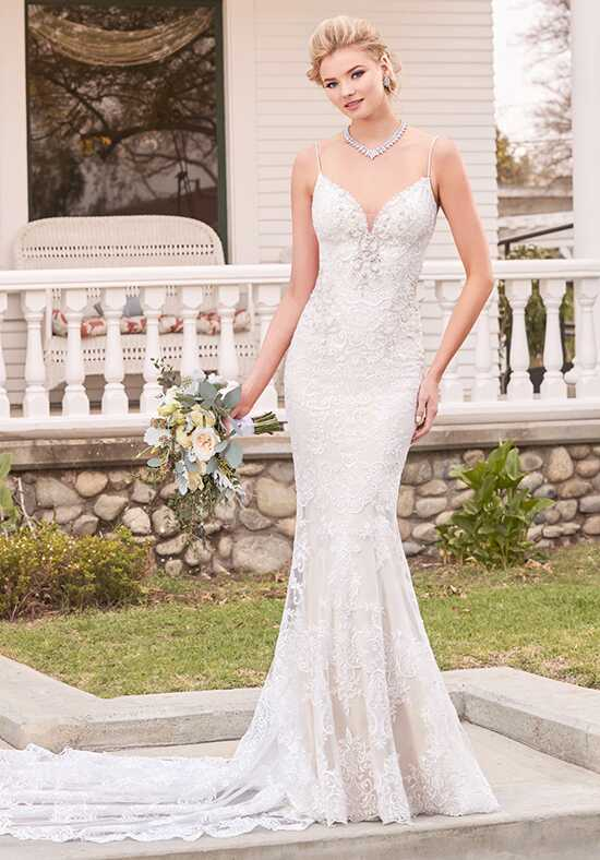 IVOIRE by KITTY CHEN SABRINA, V1804 Sheath Wedding Dress