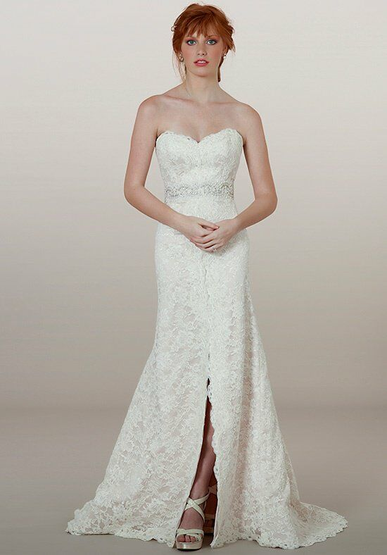 LIANCARLO 5865 Sheath Wedding Dress